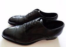 $1500 BRIONI Limited Edition Black Dress Shoes Oxfords 11 US 44 Euro 10 UK