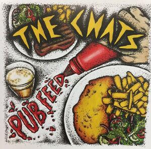 The-Chats-PUB-FEED-New-Vinyl-7-034-Single
