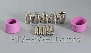 SG-55-AG-60-Plasma-Electrode-Tip-Nozzles-Consumales-WSD-60-Cut-60-LGK-60-12pcs