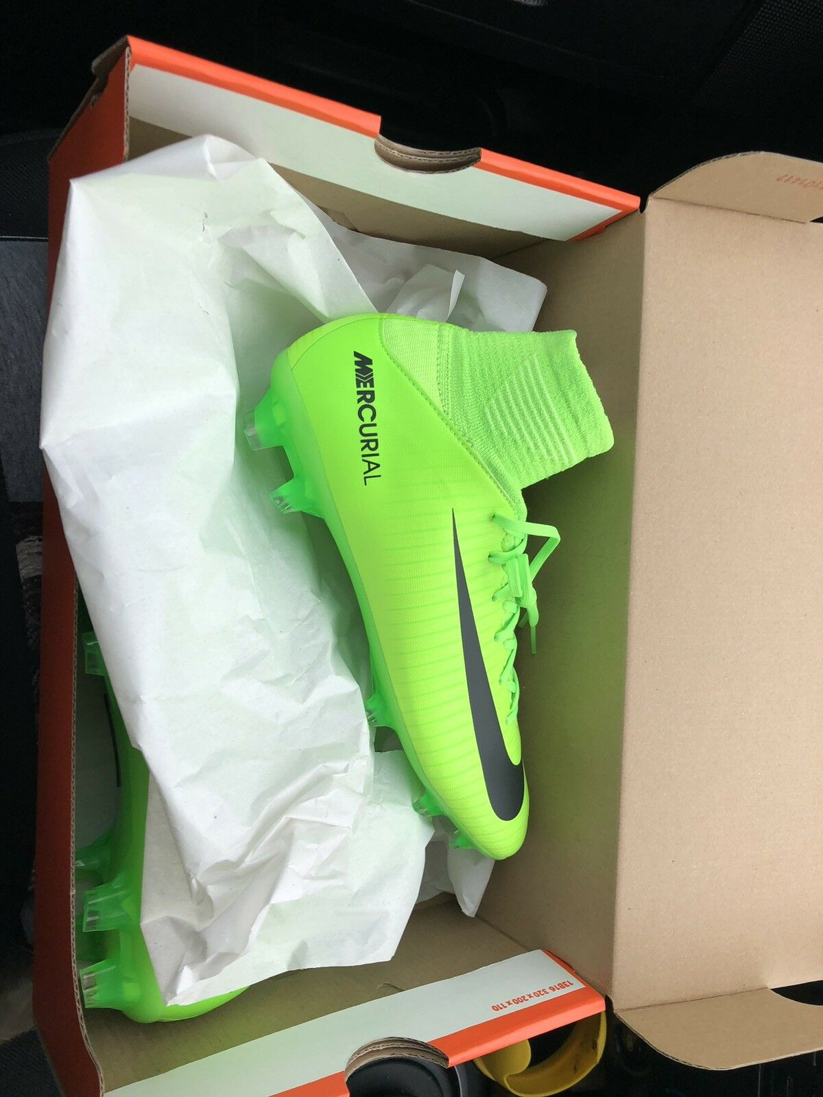 Nike football boots Size 3.5,4,5