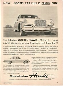1956-Studebaker-Golden-Hawk-Vintage-Magazine-Ad