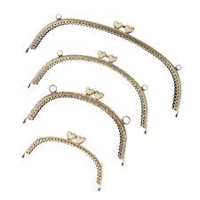 Metallrahmen Metallbügel Taschenrahmen Taschenbügel Verschluss für DIY