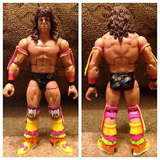 Mattel WWE Elite Loose THE ULTIMATE WARRIOR Figure w Hall of Fame Box