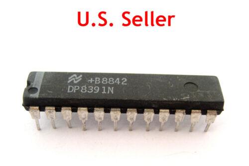 22-Pin DIP National DP8391N Rare Device Serial Network Interface IC