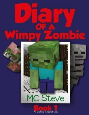 Diary Of A Minecraft Wimpy Zombi Good Book 0 9781533641144 Ebay