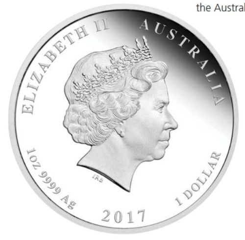 2017 $1 ANZAC Spirit 100th Ann Many Never Returned 1oz Silver Coin NGC PF70