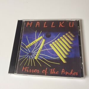 Mallku Mirror Of The Andes CD Private Press Florida FL Band Mountain Flute Soul
