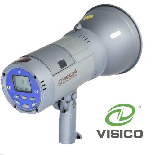 VISICO 4 Bowens Mount Lighting Flash Head by Visico