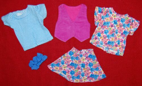 "Just Pretend Doll Outfit Clothes Fits 18/"" Slim Magic Attic Tonner 48"