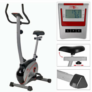 Christopeit-hogar-entrenador-fitnessbike-fitness-bicicleta-LCD-equipo-ergo-metros-Sport