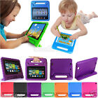 Kids Shock Proof EVA Handle Rugged Case Cover For Amazon Kindle Fire HD 7
