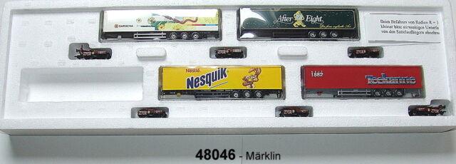 Märklin 48046 - kombirail-set - Sistema di trasporto US 676 NUOVO conf. orig.