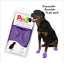 thumbnail 8 - Pawz Rubber Dog Shoes Wound Relief Re-usable And Sold In Singles,2,4,8 or 12s