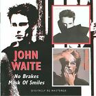 No Brakes/Mask of Smiles [Remaster] by John Waite (CD, Mar-2008, Beat Goes On)