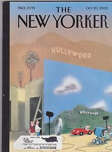 OCT-20-2003-THE-NEW-YORKER-magazine-HOLLYWOOD