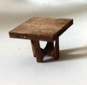 Cool Details About Dollhouse Miniature Quarter Scale Mcm Broyhill Brasilia End Table Kit 1 48 Uwap Interior Chair Design Uwaporg