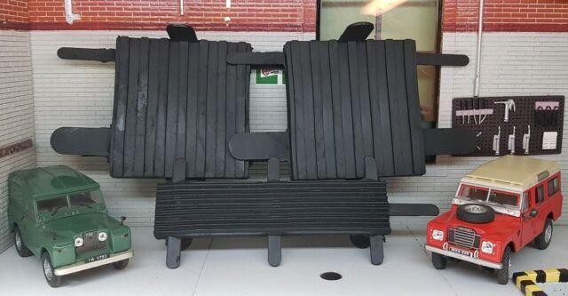 Land Rover Serie 2 2a 3 Freno Embrague Acelerador Goma Pedal Almohadilla Set P