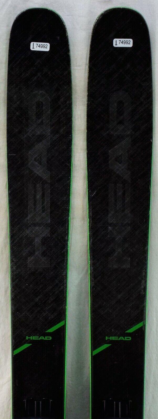 19-20 Head Kore 105 Gebruikte Demo Ski voor mannen w Binngs Grootte 180cm 350cm;H174992
