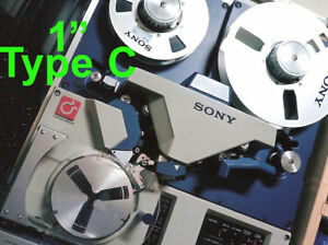 1-034-One-Inch-Type-C-to-MP4-VTR-Video-Tape-Reel-Digitizing-Transfer-Sony-Ampex-3M