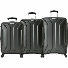 Samsonite Englewood 3 Piece Expandable Hardside Spinner Luggage Set NEW