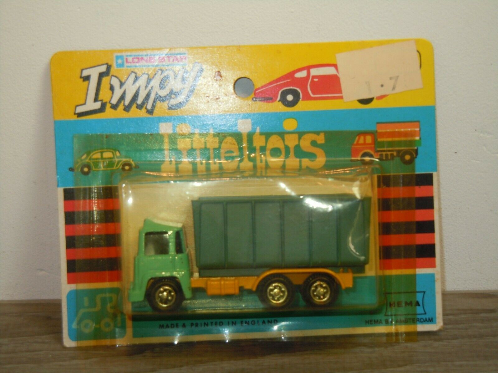 Truck - Lone Star Impy made for HEMA Netherlands in Box 37228