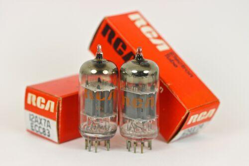 NOS RCA 12AX7A 7025 ECC83 12AX7 USA TUBE CREAM OF THE CROP HIGHEST EMISSIONS!