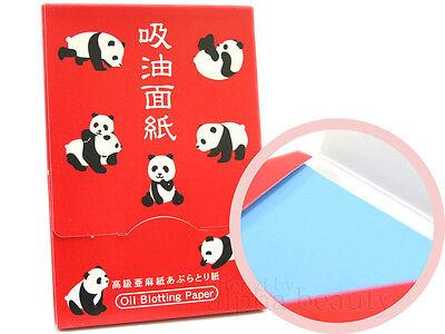 Katani Japan Panda Oil Blotting Paper powder type (100 sheets)