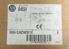 Allen Bradley Encoder Optical Incremental 845H SJHZ24EGY1C