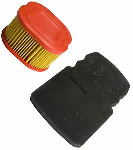 Air-Filter-Set-Fits-HUSQVARNA-371K-Disc-Cutter