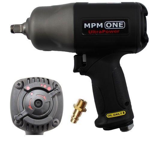 "1/2"" Premium Llave de Impacto de Aire Comprimido 2005 NM Mpm -one Ultrapower"