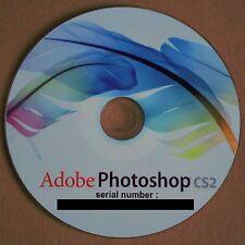 ✔ Photoshop CS2 | ✔ CD con licencia número impreso | ✔ exactamente como en la foto