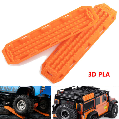 2x PLA Anti-skid Plate Sand Ladders for 1//10 RC Crawler Axial SCX10 Trx-4 D90