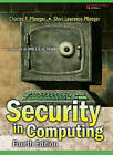 Security in Computing by Charles P. Pfleeger, Shari Lawrence Pfleeger (Hardback, 2006)