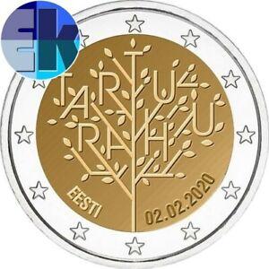 Ek // 2 euro Estonie 2020 Découverte de l'Antarctique : Nouveau