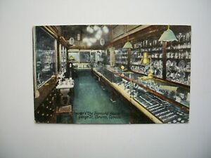 Postcard-Schewer-039-s-The-Diamond-House-Yonge-Street-Toronto-Ontario-Canada