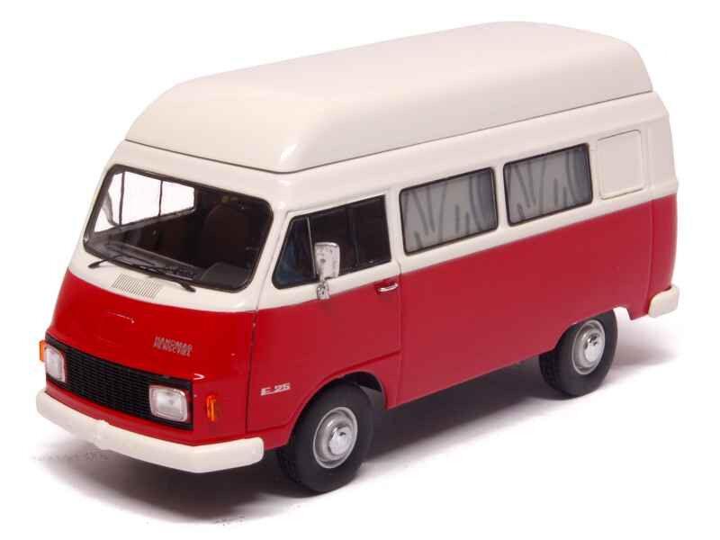 PRX13475 - Véhicule de type camping car HANOMAG F25 édité édité édité à 1000 unités - 1 43  suministramos lo mejor