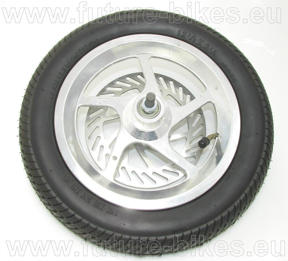 Vorderrad-Set ARTEK orig Tante Paula TP10001 für für für FII Felge Reifen Bremsscheibe 3c6766