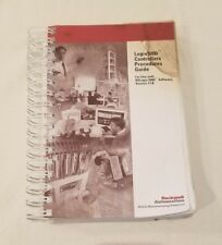 Rockwell Automation Logix5000 Controller Procedures Guide For Version 11