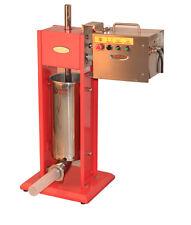 Hakka 3L/7-7LB Commercial Electric Sausage Stuffer Stainles Steel Machine&Motor