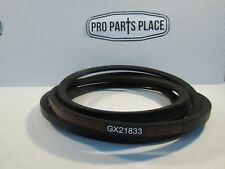 NEW OEM SPEC DECK BELT REAR DISCHARGE HUSTLER 797167 DOULBE ANGLED ARAMID CORDED