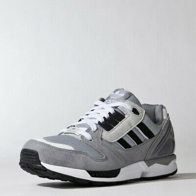 finest selection 0280d 636b8 New Adidas Unisex Originals ZX 8000 Athletic Shoes Sneakers-  White/Grey(AQ5639) | eBay
