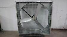 Dayton 44yu20 1 Hp 608 Fan Rpm 48 In Blade Agricultural Exhaust Fan Less Motor