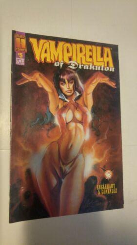 Vampirella Of Drakulon #2 March 1996 Harris Comics