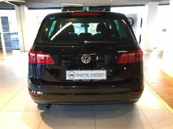 VW Golf Sportsvan 1,6 TDi 110 Lounge DSG BMT - billede 2