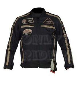 Veste-Enfant-Blouson-En-Textile-Pour-Enfant-Moto-Biker-Fills-Fille