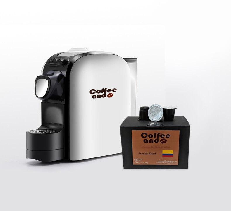 Nespresso Capsule Cafetière-Café et... USA modèle SV825