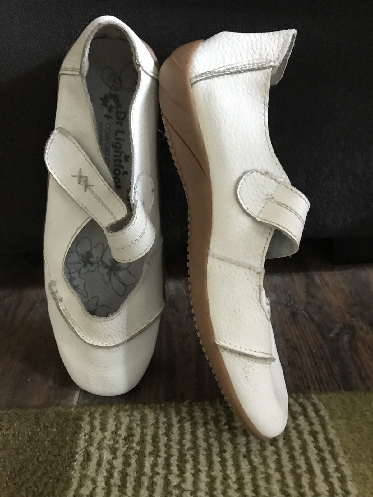 Dr Lightfoot Ladies Leather Casual