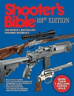 Shooters Bible The Worlds Bestselling Firearms Reference By Jay