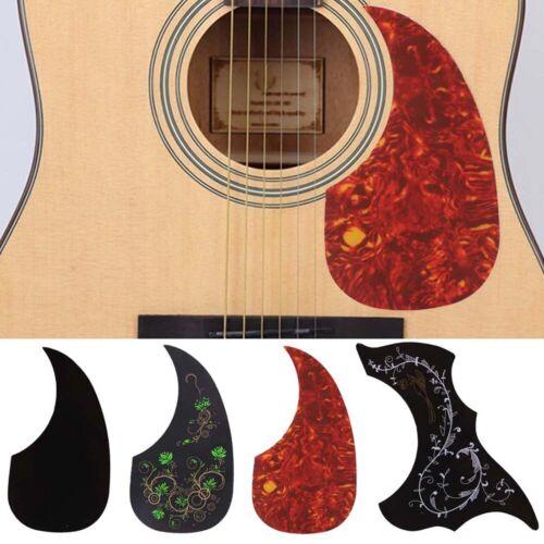Guitar Pickguard form Selbstklebend folk acoustic Garde auswählen kratzer