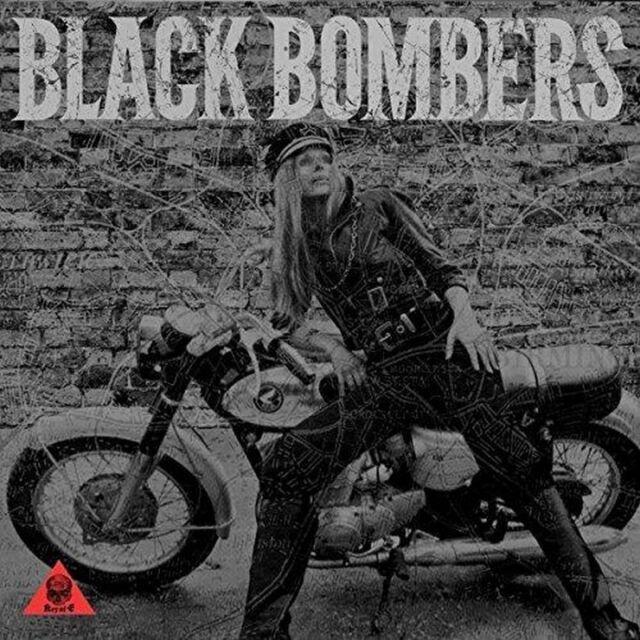 Black Bombers - Black Bombers (NEW CD)